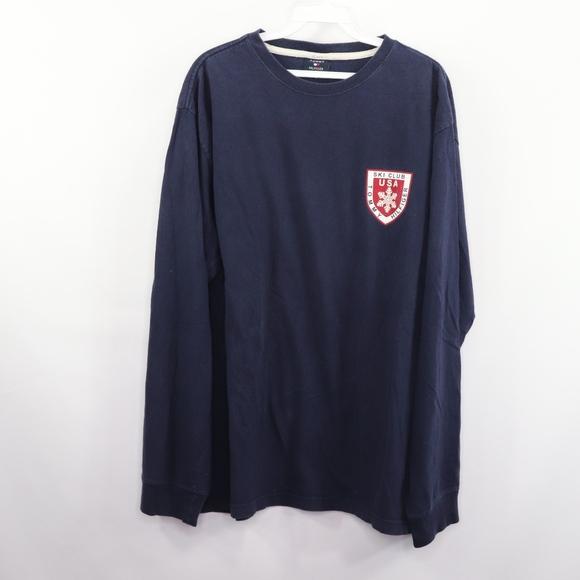tommy hilfiger shirt 90s